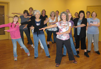 How to learn country line dances